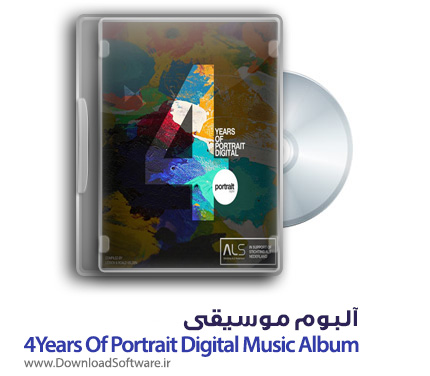 ۴Years-Of-Portrait-Digital-Music-Album