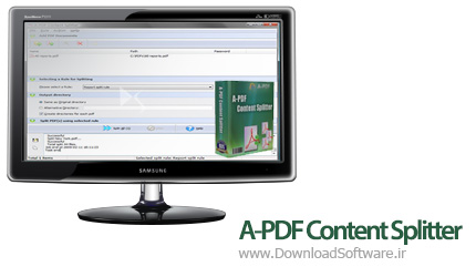A-PDF-Content-Splitter-Screenshot
