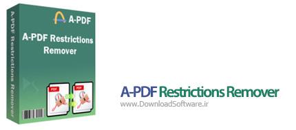 a-pdf restrictions remover 1.7.0 keygen