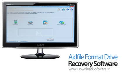 Aidfile-Format-Drive-Recovery-Software