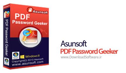 Asunsoft-PDF-Password-Geeker