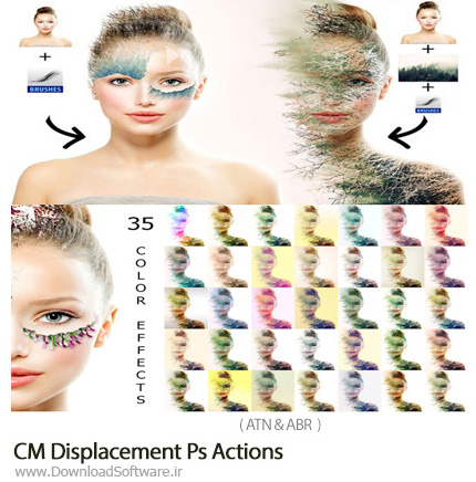 CM-Displacement-Ps-Actions