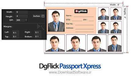 DgFlick-Passport-Xpress
