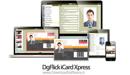 DgFlick-iCard-Xpress