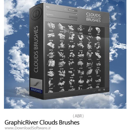 GraphicRiver-Clouds-Brushes