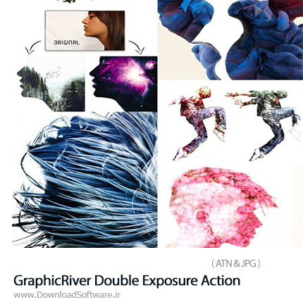 GraphicRiver-Double-Exposure-Action