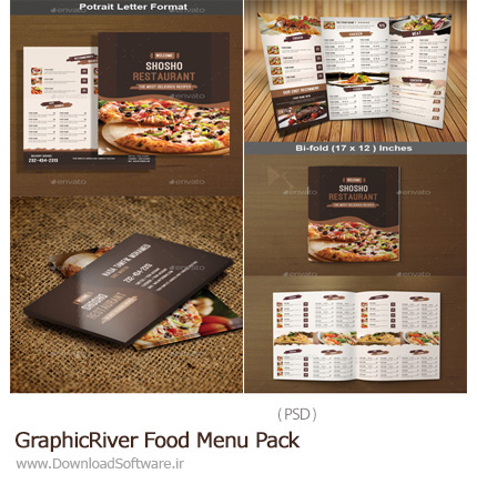 GraphicRiver-Food-Menu-Pack