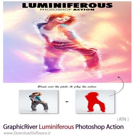 GraphicRiver-Luminiferous-Photoshop-Action