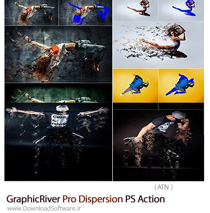 GraphicRiver-Pro-Dispersion-PS-Action