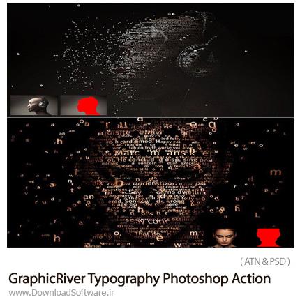 GraphicRiver-Typography-Photoshop-Action
