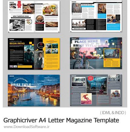 Graphicriver-A4-Letter-Magazine-Template