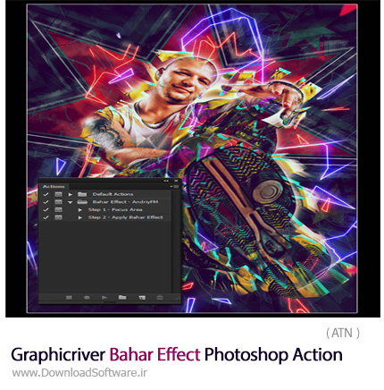 Graphicriver-Bahar-Effect-Photoshop-Action