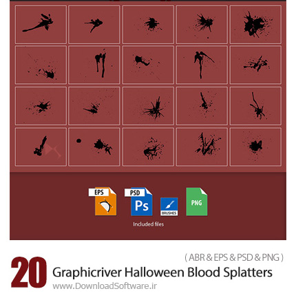 Graphicriver-Halloween-Collection-Blood-Splatters