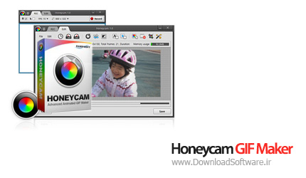 Honeycam-GIF-Maker