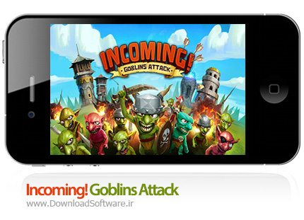 Incoming!-Goblins-Attack-cover-ios-game