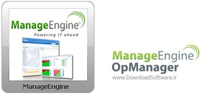 دانلود ManageEngine OpManager Professional / Enterprise برنامه مانیتورینگ شبکه و سرور