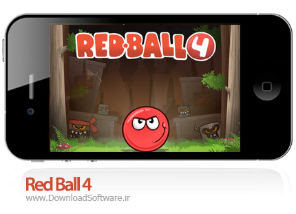 Red-Ball-cover-ios-mobile