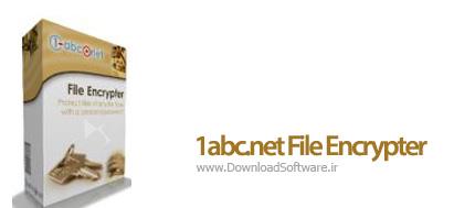 1abc.net File Encrypter - رمزگذاری فایل ها