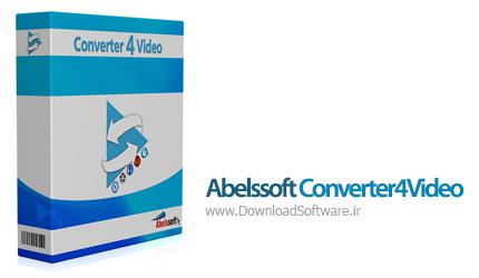 دانلود Abelssoft Converter4Video نرم افزار مبدل ویدیویی