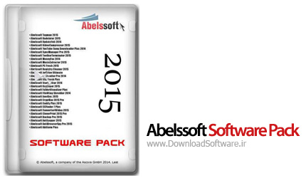دانلود Abelssoft Software Pack مجموعه کامل برنامه های Abelssoft