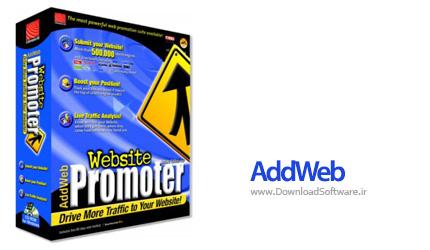 دانلود نرم افزار AddWeb Deluxe Edition