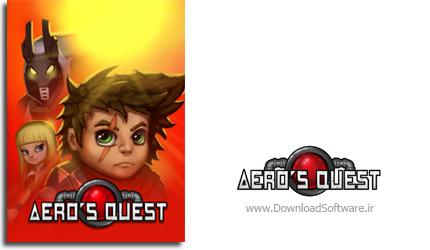 دانلود بازی کم حجم Aeros Quest برای کامپیوتر