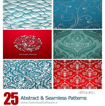Amazing-ShtterStock-Abstract-And-Seamless-Patterns