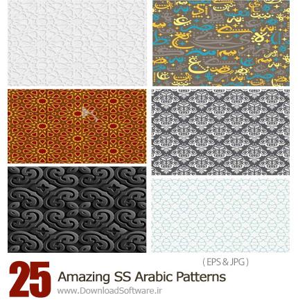 Amazing-Shutterstock-Arabic-Patterns-Downloadsoftware.ir