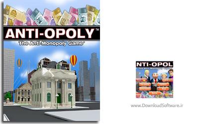 دانلود بازی کم حجم Anti-Opoly برای کامپیوتر