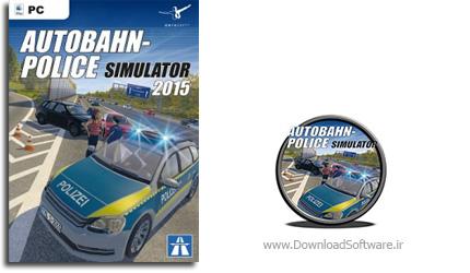 دانلود بازی Autobahn Police Simulator برای Pc