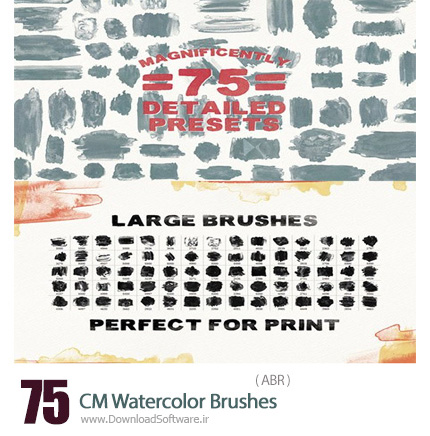CM-75-Watercolor-Brushes