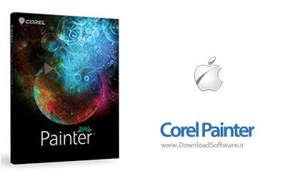 Corel Painter 2016 - نرم افزار نقاشی در مک