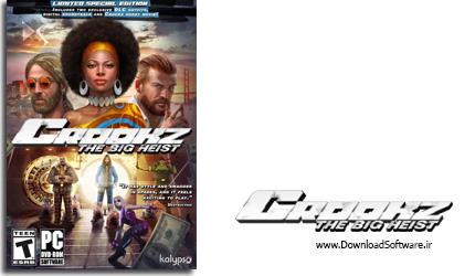 دانلود بازی Crookz The Big Heist برای PC