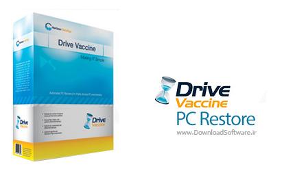 دانلود Drive Vaccine PC Restore Plus - نرم افزار فریز کردن سیستم