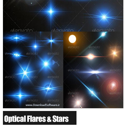 GraphicRiver-Optical-Flares-And-Stars-Bundle-Downloadsoftware