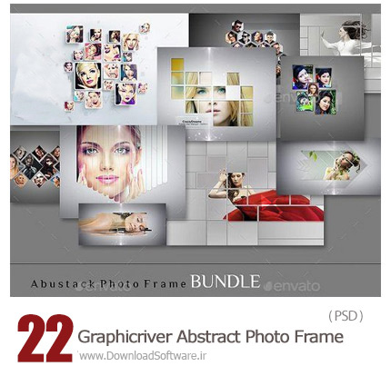 Graphicriver-Abstract-Photo-Frame-Bundle