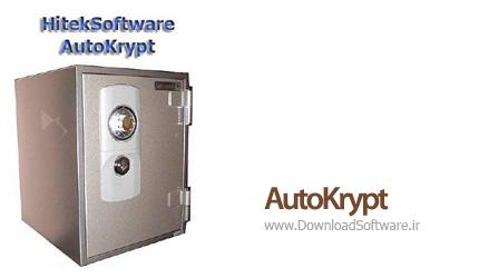 دانلود HiTek Software AutoKrypt نرم افزار رمزگذاری اطلاعات