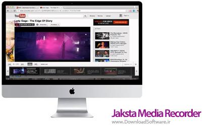 دانلود برنامه Jaksta Media Recorder for Mac دانلود ویدیو و موسیقی وب در مک