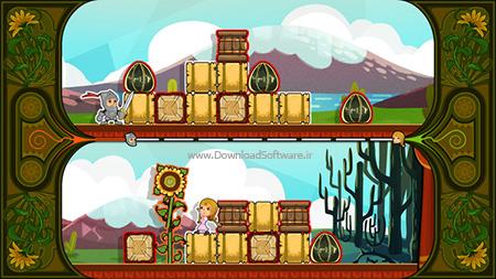 دانلود بازی Knight and Damsel برای PC