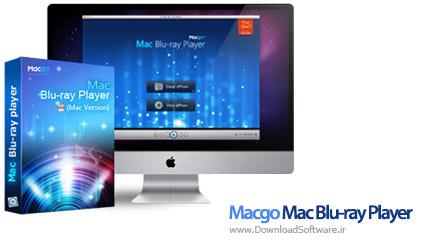 دانلود نرم افزار Macgo Mac Blu-ray Player برای مک