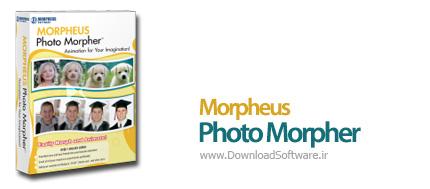 Morpheus Photo Morpher Pro - انتقال چشم از یک عکس به عکس دیگر