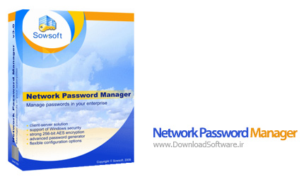 دانلود Network Password Manager نرم افزار مدیریت پسورد شبکه
