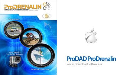 ProDAD ProDrenalin MacOSX - ویرایش ویدیو برای مک