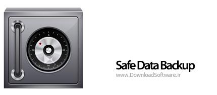 دانلود Safe Data Backup - نرم افزار بکاپ گرفتن امن