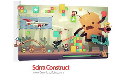 Scirra Construct - ساخت بازی های HTML5