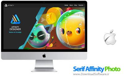 دانلود Serif Affinity Photo – نرم افزار ویرایش حرفه ای عکس برای مک