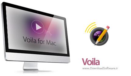 دانلود نرم افزار Voila برای مک