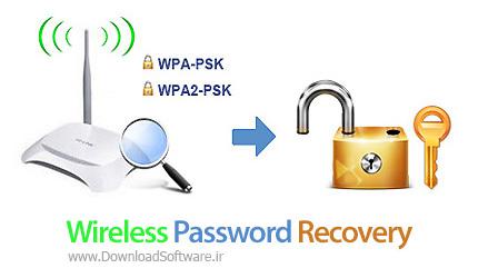 دانلود Wireless Password Recovery Pro - نرم افزار بازیابی رمز وایرلس