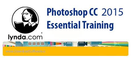 دانلود آموزش فتوشاپ سی سی ۲۰۱۵ از لیندا – lynda Photoshop CC Essential Training 2015