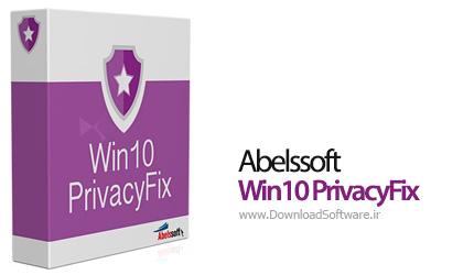 دانلود Abelssoft Win10 PrivacyFix نرم افزار فعال و غیرفعال کردن امکانات ویندوز 10